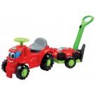 ECOIFFIER traktorius su vejapjove