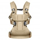 Nešioklė BabyBjorn ONE Birchwood BEIGE Cotton