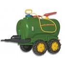 Rolly Toys John Deere dviejų ašių cisterna su pompa