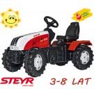 Rolly Toys vaikiškas traktorius minamas Steyr
