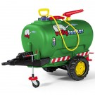 Rolly Toys vaikiško traktoriaus priekaba- cisterna John Deere 10l