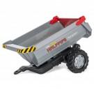 Rolly Toys vaikiško traktoriaus savivartė priekaba Halfpipe