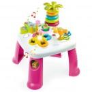 SMOBY Cotoons staliukas vaikams, rožinis