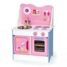 VIGA medinė vaikiška virtuvėlė Mažoji Fėja