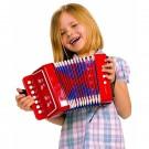 Simba vaikiškas akordeonas nuotrauka nr.1