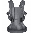 Nešioklė BabyBjorn ONE PINSTRIPE/GREY Cotton