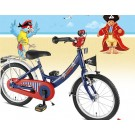 PUKY vaikiškas dviratis ZL 18-1 alu, Captn Sharky