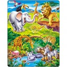 Larsen dėlionė (puzzle) Safari Maxi