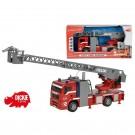 DICKIE SOS City Fire Engine žaislinė gaisrinė su šviesomis, garsu ir vandeniu nuotrauka nr.2