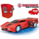 DICKIE Transformers Sideswipe radijo bangomis valdomas automobilis