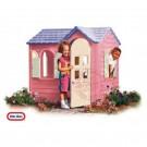 Little tikes Kaimo sodo namelis, rožinis