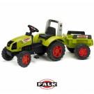 FALK CLAAS Arion 430 didelis traktorius su priekaba nuotrauka nr.1