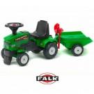 FALK Farm Mustang paspirtukas - traktorius su priekaba