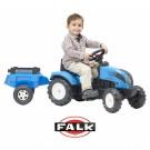 Falk LANDINI 110 Traktorius su priekaba