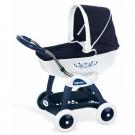 Smoby Inglesina Chuli Pop Car vežimėlis lėlėms, baltas