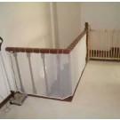 REER balkono ir laiptų turėklų apsauginis tinklas