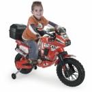 Injusa Dakar 6V elektrinis motociklas nuotrauka nr.1