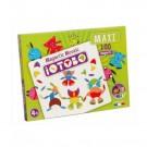 iOTOBO Maxi Magnetinė mozaika 4+