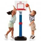 Little tikes sudedamas krepšinio stovas 76 - 121 cm nuotrauka nr.2