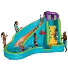 Little Tikes  Slam 'n' Curve Slide pripučiama vandens žaidimų aikštelė nuotrauka nr.6