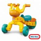 Little Tikes paspirtukas - vaikštynė Žirafa