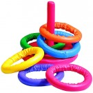 MEGAFORM fizinio lavinimo priemonė - SPORDAS Mėtymas su minkštais žiedais (M509200)