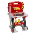 Ecoiffier darbo stalas ir įrankiai Mažasis mechanikas