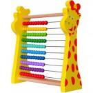 """Mediniai skaitliukai """"Žirafa"""""""