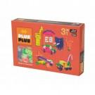 Plus Plus konstruktorius Mini Neon 480 3in1
