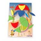 Mozaikų ir magnetukų rinkinys vaikams