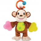 MUNCHKIN žaisliukas-kramtukas, barškutis TEETHER BABIES, Bezdžionėlė