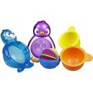 MUNCHKIN vonios žaislas LAZY BUOYS