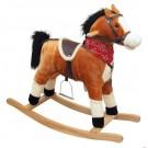 ALEXIS Supamas arkliukas, smėlio spalvos
