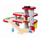 """PlanToys lavinimo priemonė - """"Automobilių parkavimo pastatas II (Parkingas)"""" (PT6227)"""