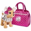 Simba Chi Chi Love Glam Fashion žaislinis šuniukas su krepšiu nuotrauka nr.2