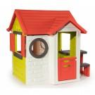 Smoby My House vaikiškas žaidimų namelis su staliuku nuotrauka nr.4