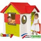 SMOBY My House vaikiškas namelis su durų skambučiu nuotrauka nr.1