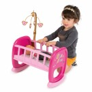 Smoby Baby Nurse lopšys lėlėms 42cm su karusele nuotrauka nr.2