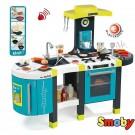 Smoby MiniTefal French Touch elektroninė virtuvėlė su Grill express aparatu kavai