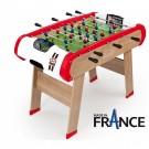 Smoby žaidimų stalas Powerplay 4 in 1: fulbolas, biliardas, tenisas, ledo ritulys