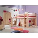 Pusaukštės lovos komplektas