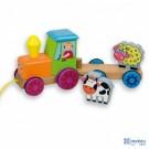 Traukiamas žaislas Traktorius