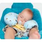 Kelioninė kaklo pagalvėlė mažajam keliautojui