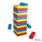 Žaidimas spalvų bokštas 3+