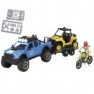 Dickie trijų žaislinių automobilių rinkinys nuotrauka nr.1