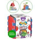 ZOOB konstruktorius ZOOB 90 Cube+30 konstrukcijų