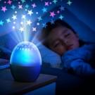 REER naktinis LED šviestuvas su projektoriumi Starlino
