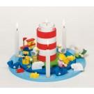 """GOKI gimtadienio ratas-žvakidė""""Jūra""""--"""