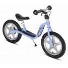 PUKY balansinis dviratukas LR1L BR su stadžiais, pripučiamos padangos
