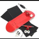 Medinė, profesionali pirštų riedlentė, 5 spalvos (fingerboard)